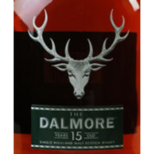 Dalmore 15 Year Old Single Malt Scotch (750ML) image #1