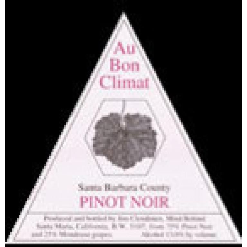 Au Bon Climat Pinot Noir Knox Alexander 2016 (750ML) image #1