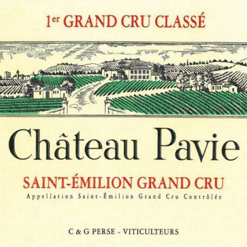 Pavie 2009 (750ML) image #1