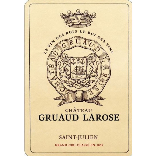 Gruaud Larose 2015 (750ML) image #2
