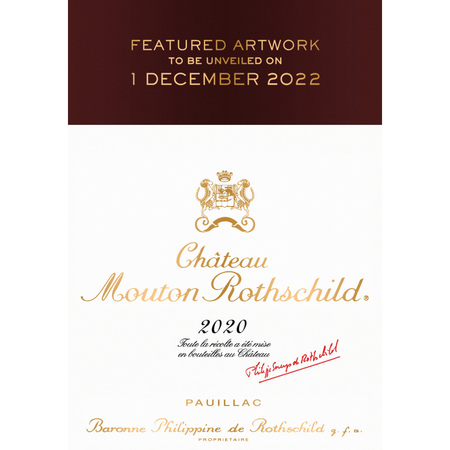 Mouton Rothschild 2020 (6L) image #1