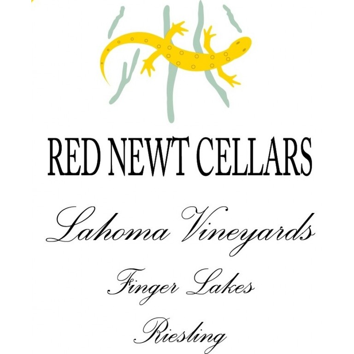 Red Newt Lahoma Vineyard Riesling 2014 (750ML) image #1