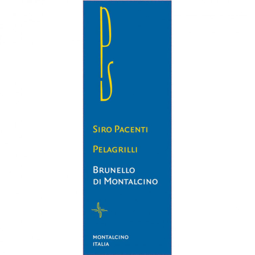 Brunello di Montalcino Pelagrilli Siro Pacenti 2016 (750ML) image #1