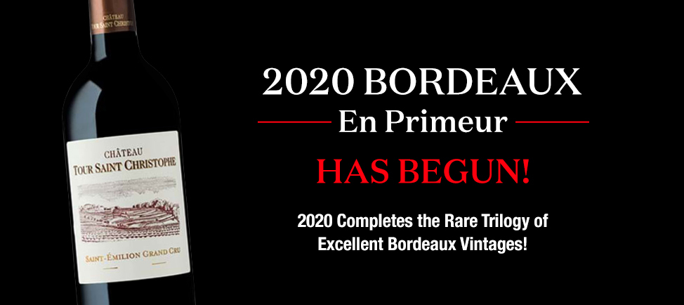 2020 Bordeaux Futures