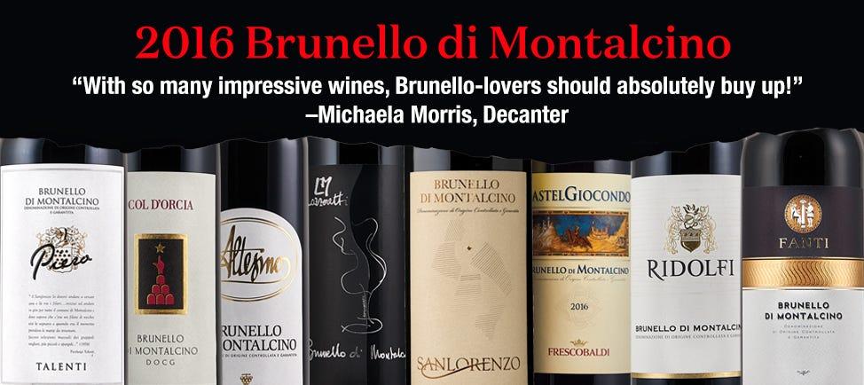 2016 Brunello