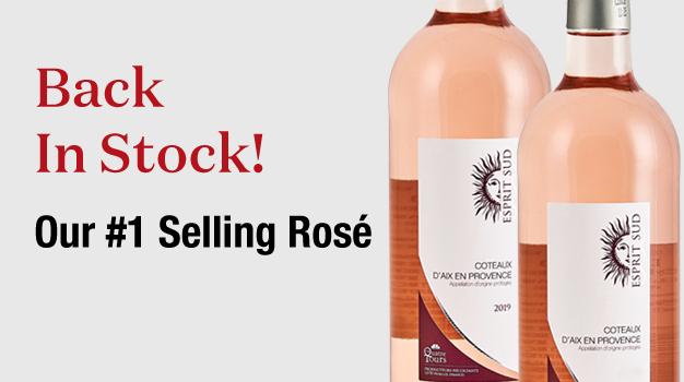 Back In Stock! Our #1 Selling Rose