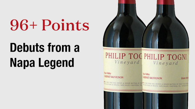 Debuts from a Napa Legend