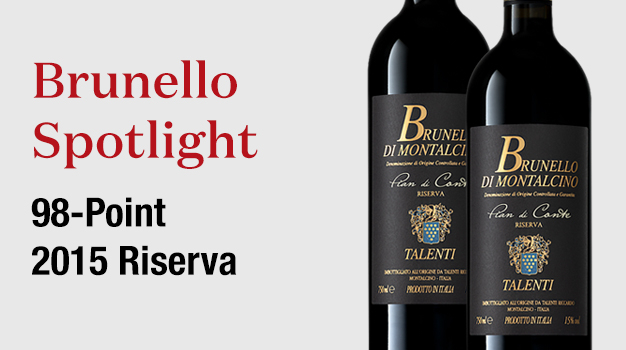 Brunello Spotlight